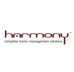 harmony complete home management systems logo