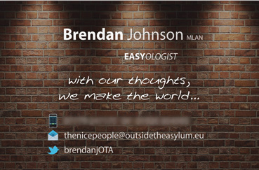 brendasn's business card back for outside the asylum