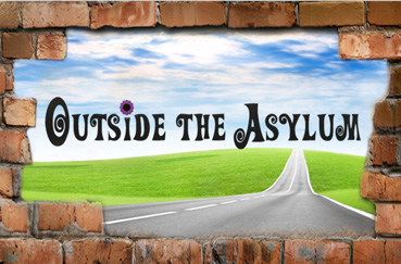 brendan johnson business card for Outside the Asylum